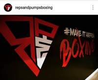 Reps and Pumps Boxing classes