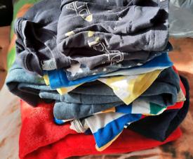 Large free boys clothes bundle age 4-5yrs.