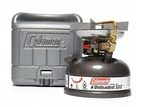 Coleman Unleaded Sportster Stove Brand New Still In Box