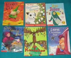 27 Christmas Books for the Primary /Jr reader