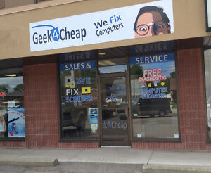 Geek4Cheap ★CLEAN UP SALE★ 208 MARGARET Ave WALLACEBURG