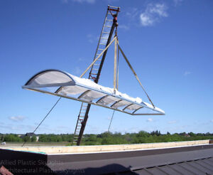 Winter Special SKYLIGHTS to clear, large quantity in stock. West Island Greater Montréal image 4