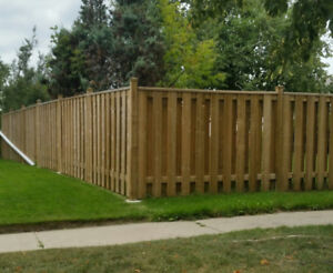 Fence Installation/ Replacements - Affordable Rate