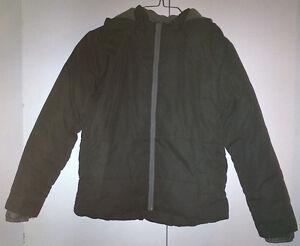Black Winter Coat M/M