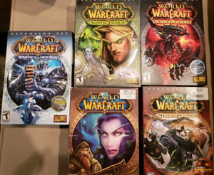 First 5 World of Warcraft Games