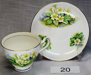 For Sale. Vintage Bone China Cups and Saucers 3 Oakville / Halton Region Toronto (GTA) image 2