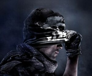 used call of duty ghosts