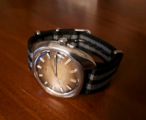 Vintage Certina DS2 Automatic Watch