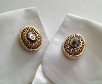 Last Minute Gift Ideas for Him - Vintage Cufflinks