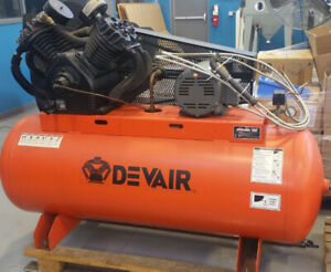Air compressor 10hp 120gal tank