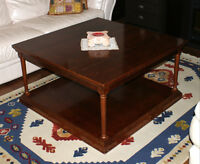 *Bombay Coffee Table