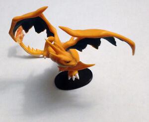 Mega Charizard Y Figure - Pokemon TCG Figurine Collectible