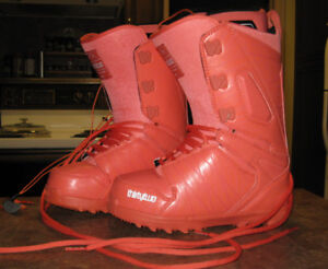 thirtytwo womans lashed snowboarding boots