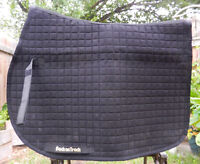 Back on Track and Cavallo Saddle Pads