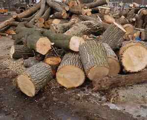 8 bush dry hardwood firewood short logs free delivery!
