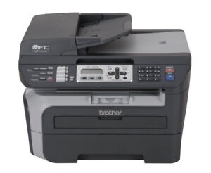 Brother MFC 7840W Laser Multifunction Center Printer Scanner fax