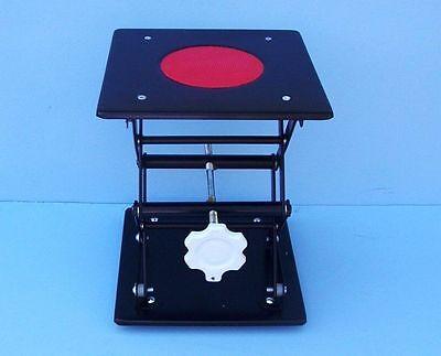 6 X 6 Laboratory Scissor Jack Stand