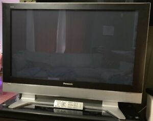 "42"" Panasonic Plasma TV with remote"