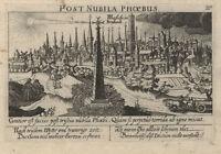 Mechelen/mechelen/pizzo Di Brabante: Incisione, Meisner Tesoro Kaestlein, 1625 -  - ebay.it