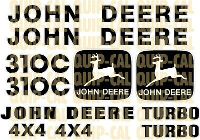 Affordable Decal Sets For Your John Deere Dozers Loaders Skid Steer Mini Ex.