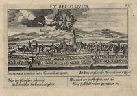 Mulhouse : Muelhstampaen Alsazia: Incisione, Meisner Tesoro Kaestlein, 1624 -  - ebay.it