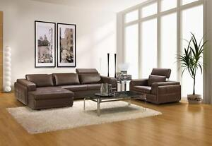 SAVE $$$$ ULTRA MODERN SECTIONAL COUCHES FROM 749$