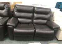 La Z Boy 2 x 2 seater recliner sofas