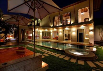Bali Accommodation in Villas - More than 30 available
