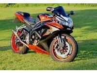 limited edition suzuki gsxr 750 excellent condition for sale