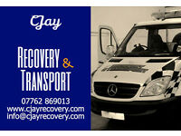 Cjay car recovery & transport Solihull,Birmingham,Walsall, West Midlands