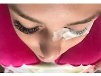 Mobile eyelash extensions 50-55£