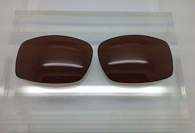Arnette Infamous 4076 Custom Made Sunglass Replacement Lenses Brown (Infamous Arnette Sunglasses)