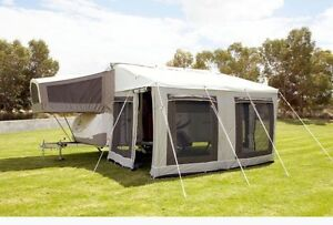 Jayco Bag Awning plus Walls for Jayco Swan, flamingo or Penguin East Fremantle Fremantle Area Preview