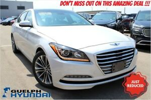 2016 Hyundai Genesis 3.8-LEATHER,NAV,SUNROOF &MORE!