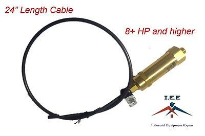 New Throttle Control Cable For Gas Air Compressors Unloader 24 8hp
