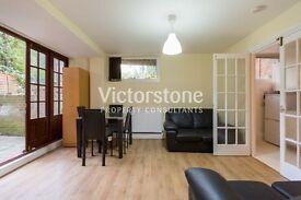 Large 2 bedroom detached house