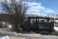 Book now for brush mulching this fall