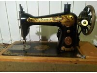 1928 Sewing machine