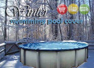 premium above ground swimming pool winter cover all sizes 8 year warranty