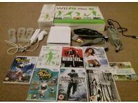 Nintendo Wii, Balance Board and Games