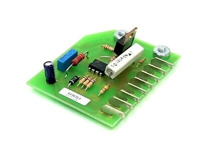 Cp Bourg Circuit Board Mcs Nos Oem Part 9430314