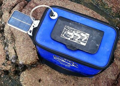 Solar Pond Oxygenator Air Pump Oxygen Pool Fishpond Fish Tank Pet Y001 B @US
