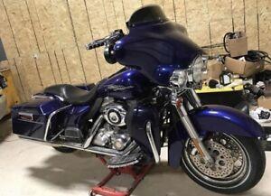 Harley Davidson FLHT/streetglide 2007 open to trades