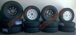 "Brand New 13"" Sunraysia Wheel & light truck tyre. Clontarf Redcliffe Area Preview"