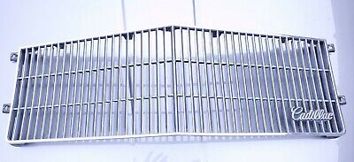 80-84 Deville 80-86 Fleetwood 87-92 Cadillac Brougham Grill Grille OEM