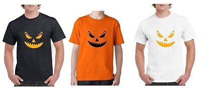 HALLOWEEN T-SHIRT costume cheap pumpkin fancy dress s MEN WOMENS KIDS funny gift - Cheap Kids Fancy Dress Costumes