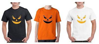 HALLOWEEN T-SHIRT costume cheap pumpkin fancy dress s MEN WOMENS KIDS funny gift - Cheap Funny Halloween Costumes For Men
