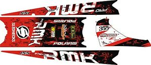 POLARIS-RUSH-PRO-RMK-ASSAULT-120-144-155-163-TANK-TOP-TUNNEL-DECAL-splatter-red
