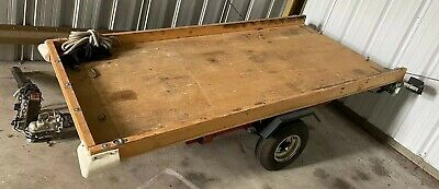 Haul Master Utility Trailer. Fort Lauderdale Fl. Kept Indoors Great Condition