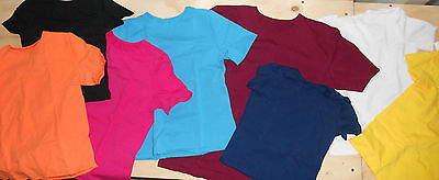 Dance T Shirt Many Colors Cottonspandex Boys Girls Ladies Mens Costume Piece